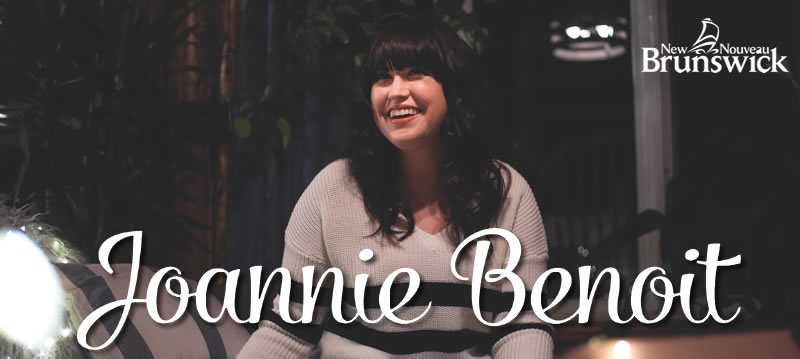Joannie Benoit