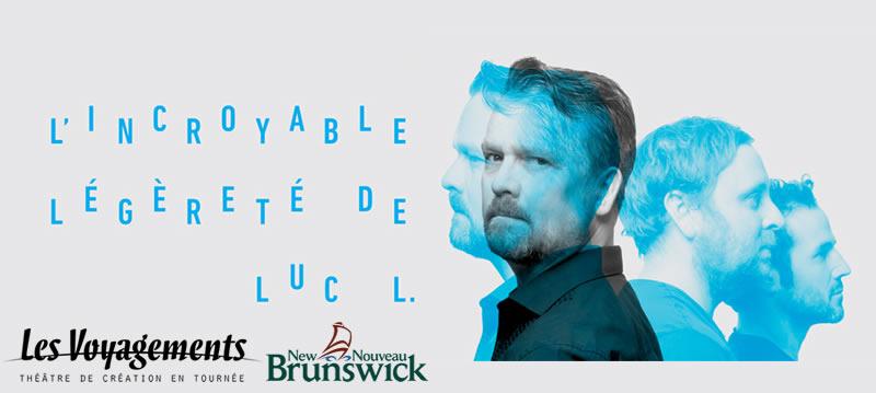 L'Incroyable légèreté de Luc LeBlanc